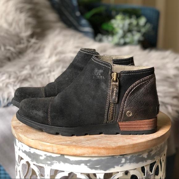 Sorel Major Low Ankle Boots - size 7.5